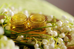 Essential oil / aromatherapy Royalty Free Stock Photo