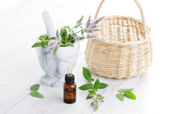 Essential oil Stock Photos