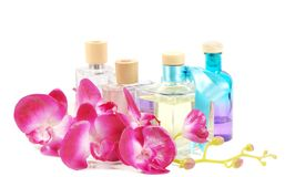 Essential oil and perfumes Royalty Free Stock Image