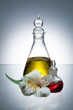 Essential oil and scent Stock Images