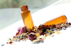 Free Essential Oils Aromatherapy Royalty Free Stock Image - 9129816