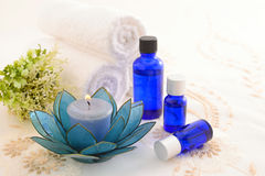 Essential oils Stock Photography