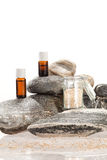 Essential oils from spices Royalty Free Stock Photography