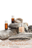 Essential oils from spices Royalty Free Stock Image