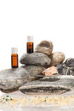 Essential oils from spices Stock Photography