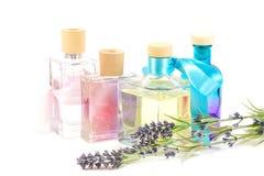 Essential perfume oil Royalty Free Stock Photos