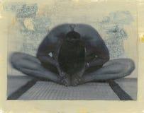 Essentie 1 van de yoga stock afbeelding