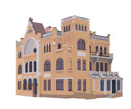 Essentuki, sanatorium named Pavlov Royalty Free Stock Photo