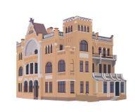 Essentuki, sanatorium wymieniał Pavlov Zdjęcie Royalty Free