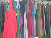 Essenwood-Flohmarkt Durban Südafrika Lizenzfreies Stockfoto