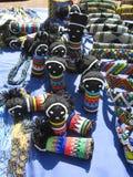 Essenwood-Flohmarkt Durban Südafrika Stockbilder