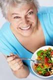 Essere a dieta Fotografia Stock