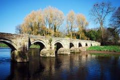 Essex Bridge great Haywood Stock Photo