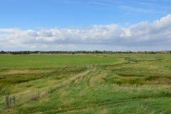 Essex farm landscape Stock Image
