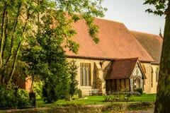 Essex kościół Zdjęcia Stock