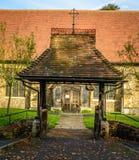 Essex kyrka Fotografering för Bildbyråer