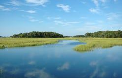 Essex Marsh Stock Images