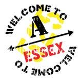 Essex rubber stamp Stock Photos