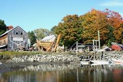 Essex Shipbuilding Museum Royalty Free Stock Photo