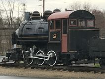 Essex Steam Train Connecticut. USA Royalty Free Stock Images