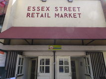 Essex Street Market in New York Royalty Free Stock Photo