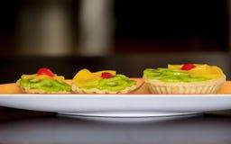 Essfertiges achtes Bild der kolumbianischen Bäckereiprodukte Lizenzfreies Stockbild