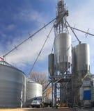 Essiccatore del cereale Immagine Stock Libera da Diritti