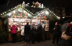 Esslingen Christmas Market Royalty Free Stock Photo