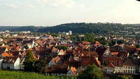 Esslingen AM le Neckar Photo stock