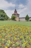 Esslingen am Neckar Castle's Big Tower, Germany Stock Photo