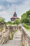 Esslingen am Neckar Castle's Big Tower, Germany Stock Images