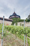 Esslingen am Neckar Castle's Big Tower, Germany Royalty Free Stock Photo