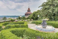Esslingen am Neckar Castle's Big Tower, Germany Royalty Free Stock Image