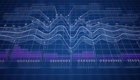 ESSO analytics Immagini Stock