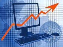 ESSO commercio Immagini Stock