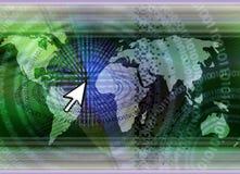 ESSO concetto di tecnologia Fotografia Stock