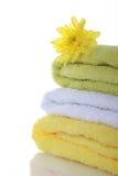 Essuie-main colorés Image stock
