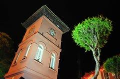 Essuie-main d'horloge Photos libres de droits