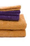 Essuie-main de Bath Image stock
