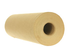 Essuie-main de papier de Brown Images libres de droits