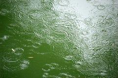Está lloviendo Foto de archivo libre de regalías
