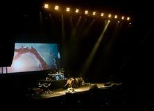 Estábamos aquí - Nightwish en Palabam 2016 Fotografía de archivo libre de regalías