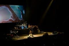 Estábamos aquí - Nightwish en Palabam 2016 Imagenes de archivo
