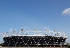 Estádio 2012 olímpico Imagens de Stock Royalty Free