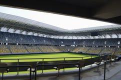Estádio Imagem de Stock Royalty Free