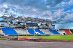 Estádio Foto de Stock Royalty Free