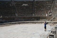 Estádio bíblico de Ephesus Fotos de Stock Royalty Free