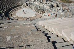 Estádio bíblico de Ephesus Fotografia de Stock Royalty Free