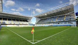 Estádio Bollaert-Delelis, lente, França Foto de Stock Royalty Free