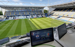 Estádio Bollaert-Delelis, lente, França Foto de Stock